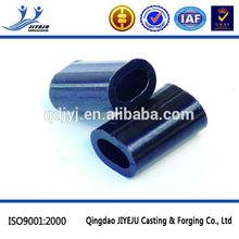 Hardware Rigging aluminum fiber rope oval sleeve