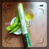 soft the paper core diameter30cm food grade pvc plastic film roll