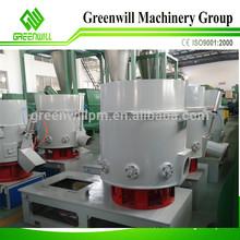500L polymer sheet film agglomerator