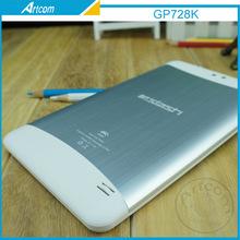 Artcom GP728E MTK8312 4GB+512MB 7inch 1024x600 0.3MP 200MP 2800mAh tablet pc dual sim front camera 2 sim best laptop brand