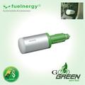 coche de ahorro de combustible de emisión del medio ambiente mejora la barra de energía