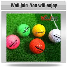 Proper price different color latest fashion range practice golf balls