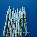 china precio marcador 3mm 4g tiza blanca de tinta fluorescente rotulador para la luz led junta