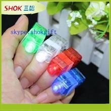 Promotional hot selling finger ring , led ring light