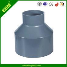 EBM Brand Good Quality SCH40 SCH80 PVC Fitting Reducer (EPY010)