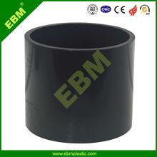EBM Brand Manufacturer Quality SCH40 SCH80 PVC Plastic Coupling Fitting (EPY004A)