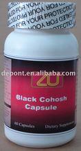 Black cohosh capsule