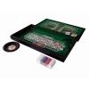4-in-1 Casino Set,poker chip set,roulette set,game set