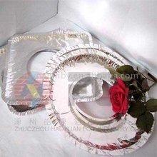 silver heat resistant aluminum foil lined kitchen