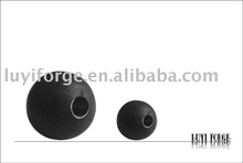 Solid Steel Ball with drilled hole