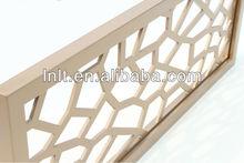 decorative aluminum perforated metal screen