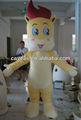 carino piccolo cavallo giallo costume