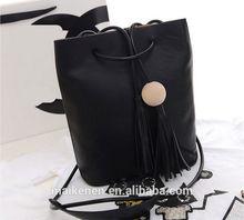 fashion barrel bag & single shoulder bag women bag yiwu manufacture