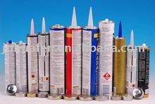 Silicone sealant empty cartridge