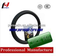 qingdao motorcycle butyl inner tube 2.50-17 mrf tyre
