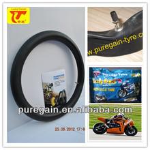 250-17 alta qualità dei pneumatici del motociclo tubo interno naturale in vendita in filippine
