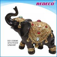 Polyresin decorative elephant craft
