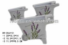 Cheap ceramic pottery bonsai pot