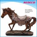resina modelo de caballo para decoración de hogar