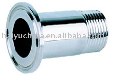 Rapid installing Nipple/Tube Nipple/Clamping Nipple