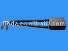 Mda014 alternador escova de carbono