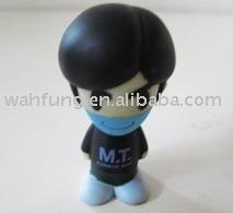pvc soldier figure toy