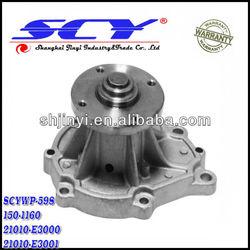 Auto Water Pump For NISSAN/DATSUN BA010E3027 BA010W3694 BA010E3087 BA010P7588 21010-E3027 21010-E3028 21010-P7503