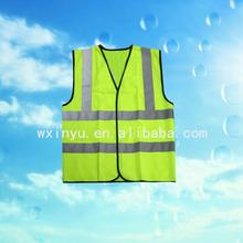 V28 High visibility motorcycle safety vest
