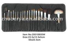 20 pezzi professionale trucco spazzola