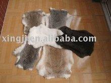 Natural Rabbit Skin