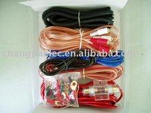 Amplifier wiring kit 8AWG