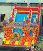 Funny Inflatable Slide For kids,Giant Inflatable Castle Slide