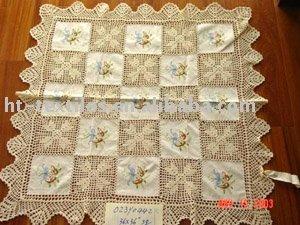 ONE PIECE TABLECLOTH CROCHET PATTERNS ? Free Crochet Patterns