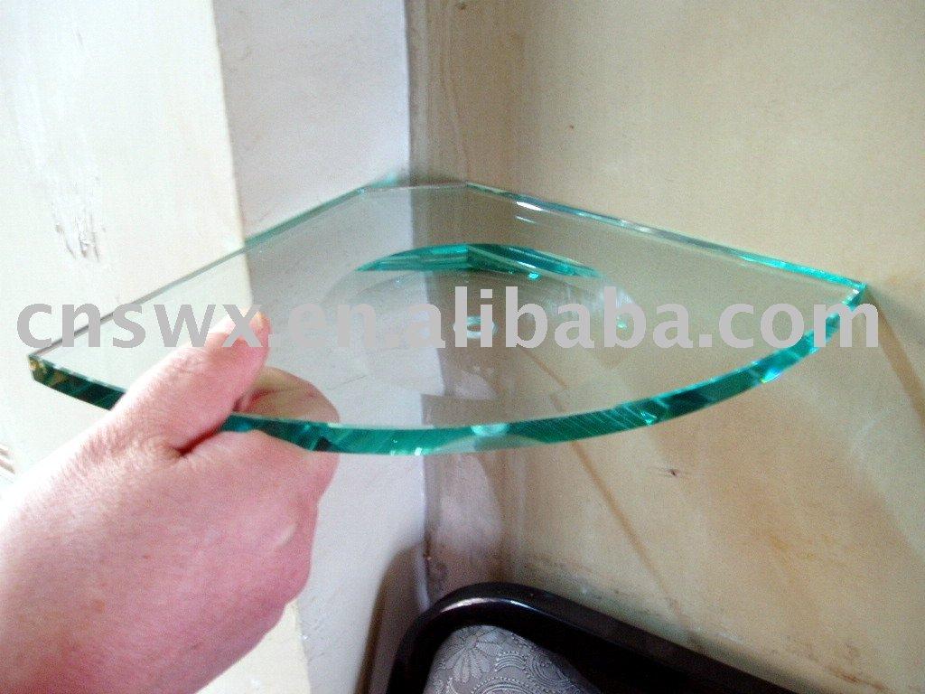 Canto prateleira de vidro Saboneteiras ID do produto:205468466  #217F79 1024 768