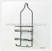 Hot sale iron wire bathroom shower caddy