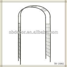 Wrought iron nice garden arch