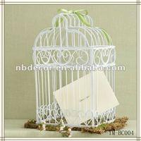 New design hot sale iron wire bird cage