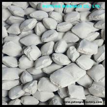 Caustic Calcined Magnesia Oxide Briquettes 60%, Magnesium Oxide Briquettes 60%, Slag Briquettes