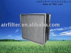High temperature Air Filter box