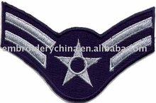 Embroidered Rank for Uniform Epaulet