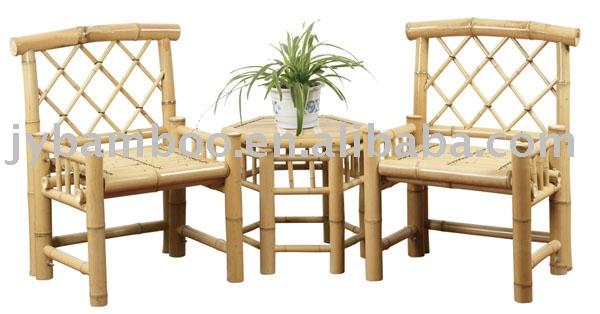 Muebles de bamb sillas de jard n identificaci n del - Muebles en bambu ...