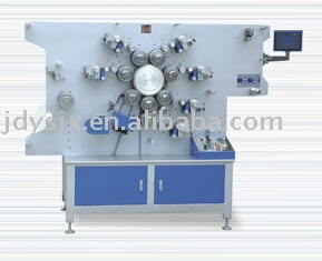 label printing machine/Numerical Control Double-Side High-Speed Rotary Tape Printing Machine (JS-1042)