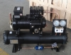 Water cooled compressor condensing unit