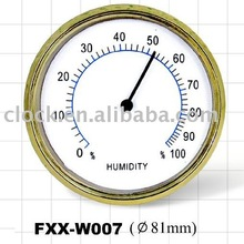 insert quartz clock