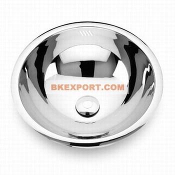 stainless steel circle sink,undermount sinks