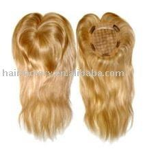 100  remy human hair wig hair pieces china  mainland