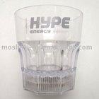 200ml 6 oz LED Flashing Whisky Glass