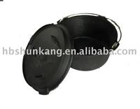 cast iron cookware--Dutch Oven