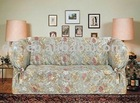 3pcs Jacquard Sofa Cover Set