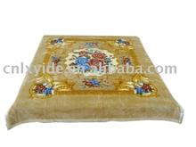 Excellent polyester blanket